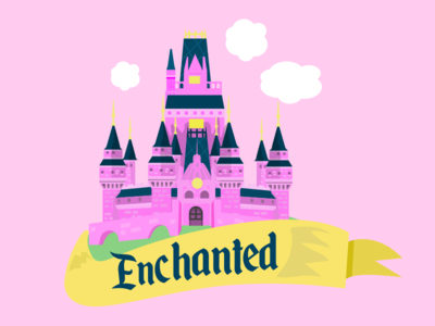 Vectober - Day 7 - Enchanted