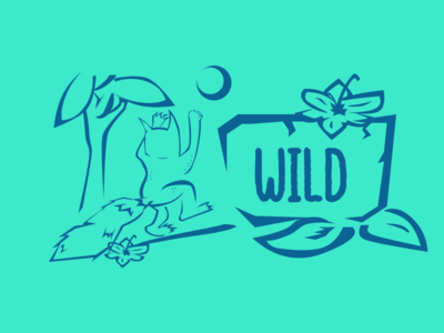 Vectober - Day 16 - Wild