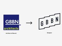 GBBN Architects rebrand