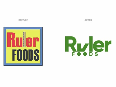 Ruler Foods Before and After
