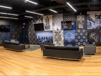 Xavier Student Lounge Interior Design