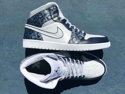 Custom Nike Sneakers