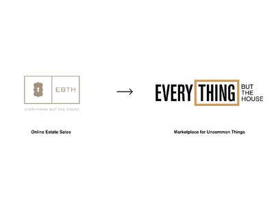 Everything but the House Rebrand