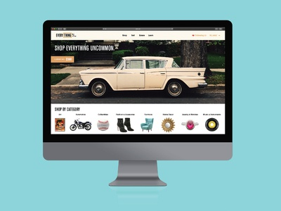 Everything but the House Website