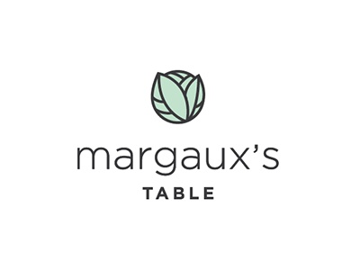 Margaux's Table Logo Concept