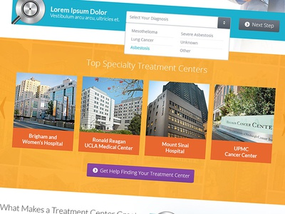 Noteable Treatment Centers