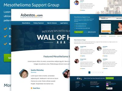 Asbestos - Wall Of Hope