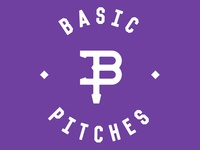 Basic Pitches Sticker