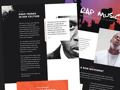 Substance Abuse And Rap substance abuse site website hip-hop rap