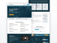 Asbestos Home Page - Desktop