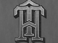 T-A monogram