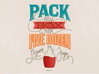 Pack My Box