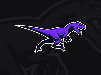 Raptor Mascot Logo gaminglogo gaming logo gaming dino dinosaur esports logos esportlogo esportslogo esports mascot mascotlogo mascot design mascot logo mascot esport logo brand identity esports logo esports esport branding brand design