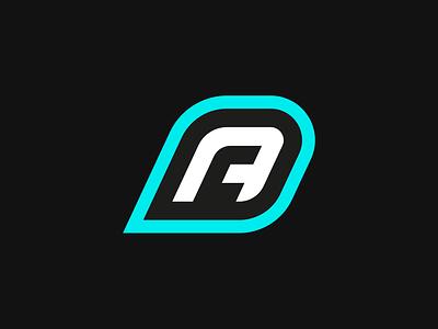 AC lettermark logo design branding
