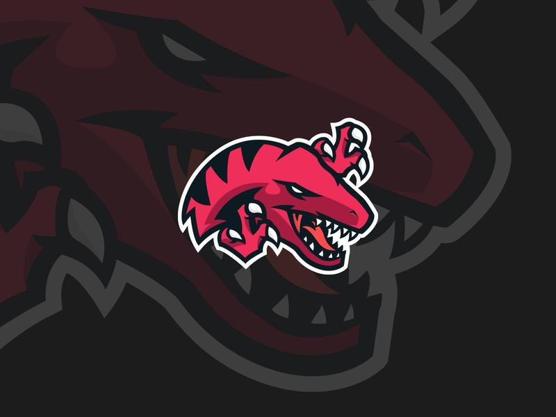 Unused Raptor Mascot Logo dynamic logo logo design logodesign badge logo badge brand design dinosaur esports logo esport logo esportlogo esports esport gaming logo gaminglogo gaming mascot design mascot logo mascotlogo mascot