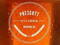 Prescott Brewing Co. logo redesign