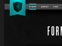 New eCommerce brand navigation