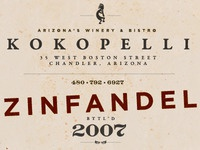 Kokopelli Rebranding Label