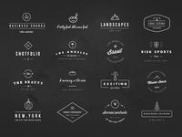 Shotfolio Logos