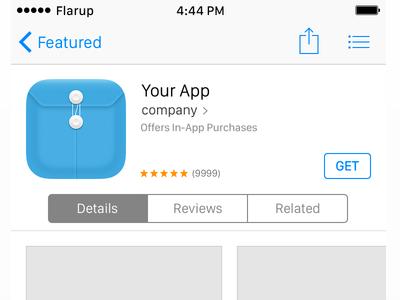 App Icon app ios icon appicon