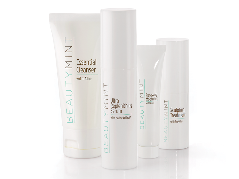 BeautyMint Packaging cosmetics beauty packaging skincare