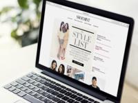 ShoeMint Website