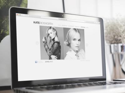 Kate Bosworth Website
