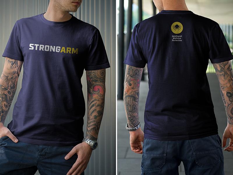 Strongarm Shirt shirt tee-shirt t-shirt tee