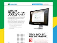 Migrator Website