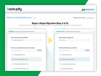 Migrator App