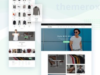 Menswear WooCommerce Theme