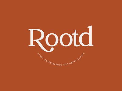 Rootd Brand Identity + Packaging Design illustration brandmark packaging pattern design colour palette logo identity logo branding design branding design