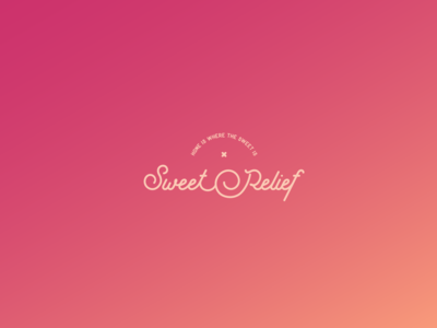 Sweet Relief Rebrand