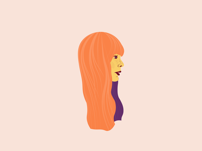 Ode to Joni illustration design