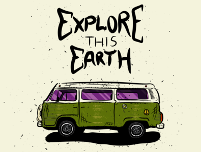 Explore This Earth Volkswagen