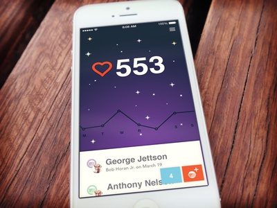 Met v2 dashboard mobile app ios ui