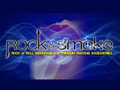 Rock smoke