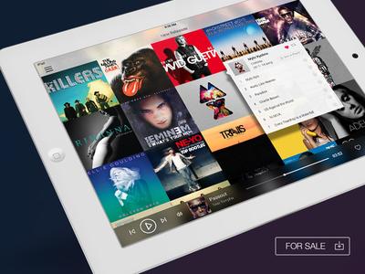 iPad Music App
