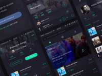 Pindrop Music new Redesign