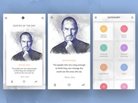 UI Kit (Quotes)