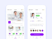 Find Doctor Mobile App