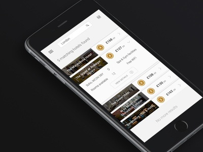 Hotel Booking - Daily UI #67