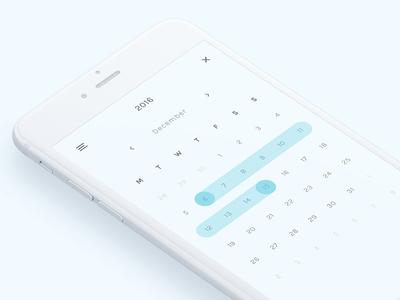 Date Picker - Daily UI #80