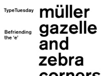 Akzidenz Grotesk Poster