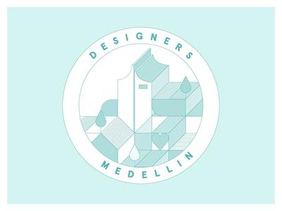 MDE Sticker