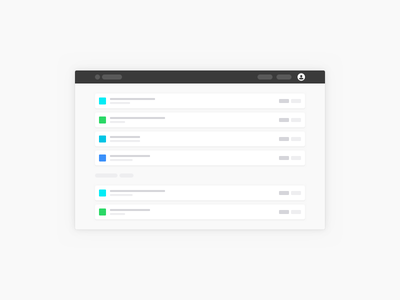 Wireframe UI illustration dashboard wireframe ui user interface