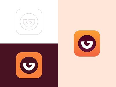 Macromon App Icon Details mascot ios icon app app icon