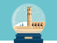 Merry Christmas! - Seu Vella, Lleida, Spain