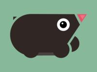 Geometric mole
