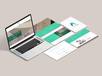Agrosign web design concept